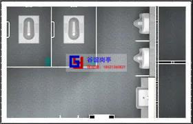 装配式厕所